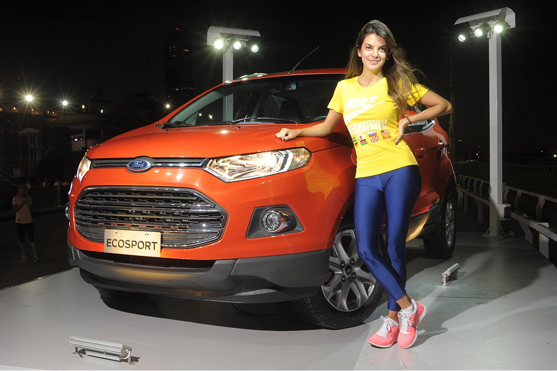 Ford EcoSport Nike Corre