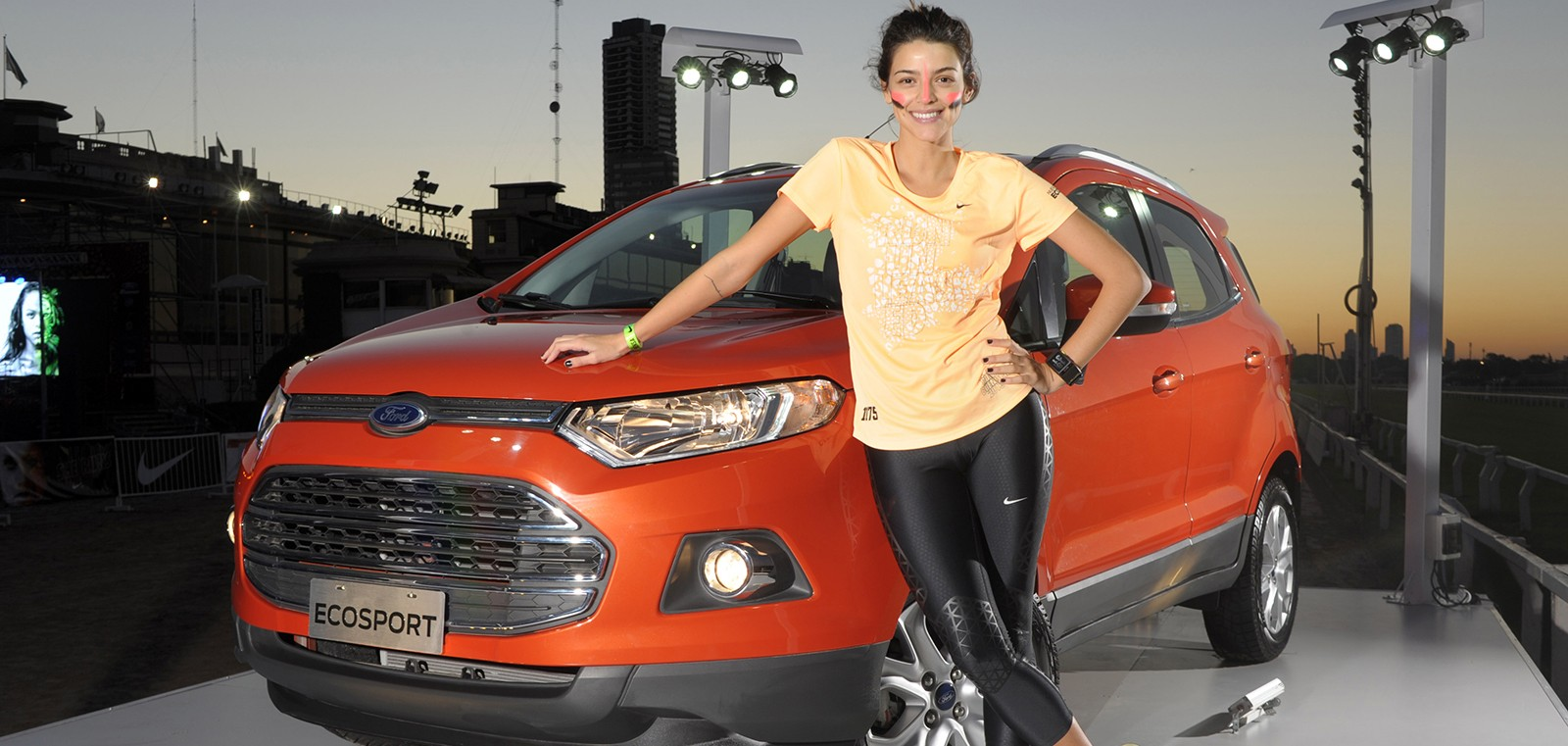Ford Eco Sport Nike Corre