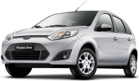 Nuevo Ford Fiesta One