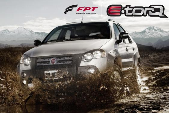 Fiat Palio Weekend Adventure E.torQ