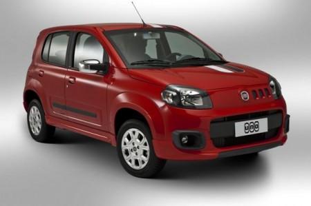 Nuevo Fiat Uno 2011