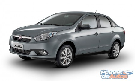 Fiat Grand Siena Attractive 2013
