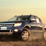 Ford Ranger 4x2 plan 70/30
