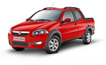 Nueva Fiat Strada 2013