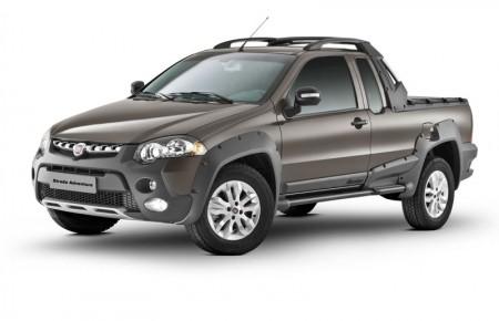 Nueva Fiat Strada Adventure 2013