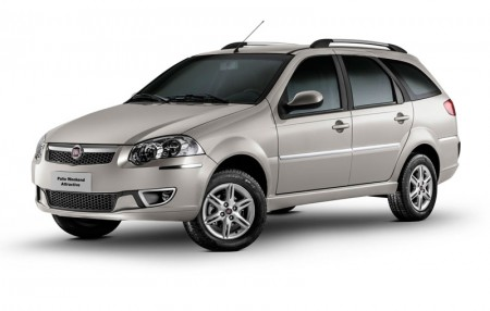 Fiat Palio Weekend Attractive 2013