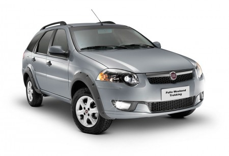 Fiat Palio Weekend Trekking 2013