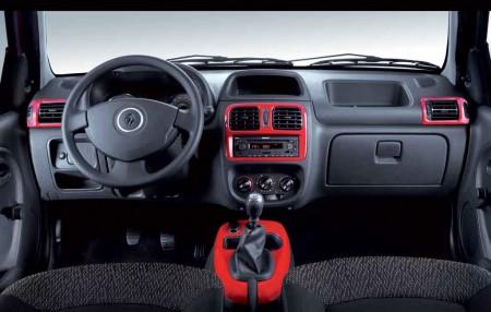 Interior Clio Mio