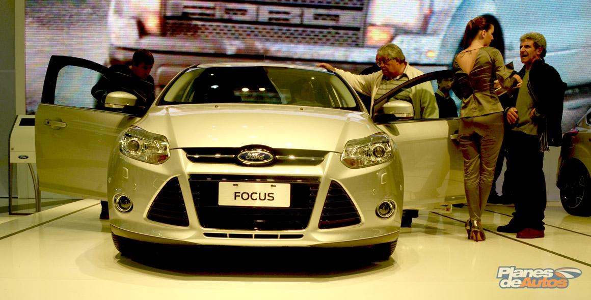 Ford focus en el salon planes de autos - Focos salon ...