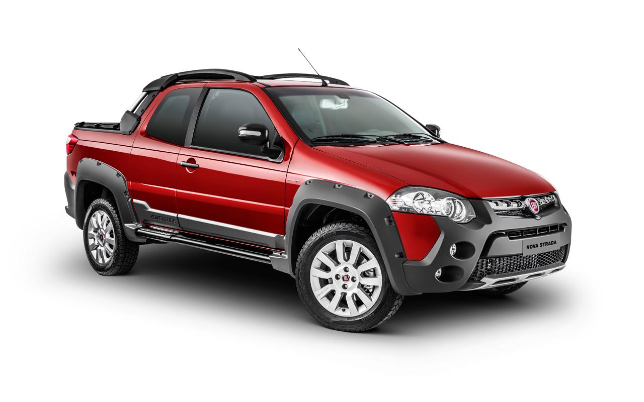 Fiat Strada 3p Adventure