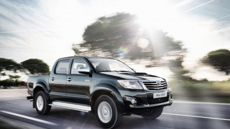 Toyota Hilux Doble Cabina Plan