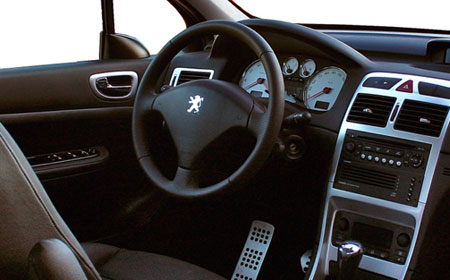 new Modified And Exotic Car: Peugeot 307 Sw Interior
