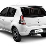 Nuevo Renault Sandero GT vista trasera