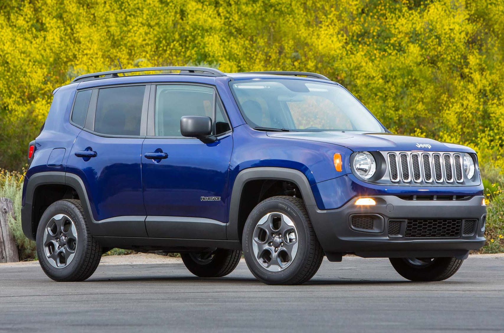 Jeep Renegade Plan