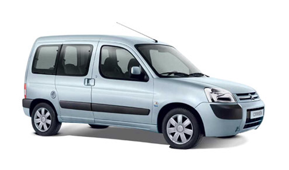 Plan de Ahorro Berlingo Multispace 70/30