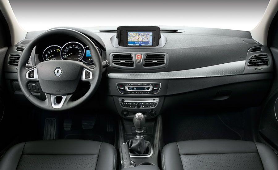 Renault Megane rs 265 Interior Renault Megane rs 265 Base