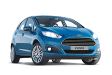 Plan Ford Fiesta Kinetic SE auto