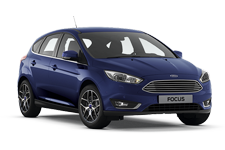 Plan Ford Focus auto