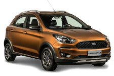 Plan Ford Ka Freestyle auto