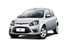 Plan Ford Ka Fly Plus auto