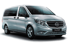 Plan Mercedes Benz Vito Tourer auto