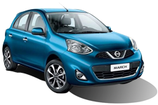 Plan Nissan March auto