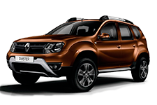 Plan Renault Duster 4x4 auto