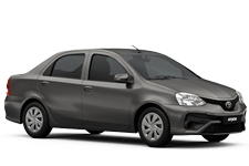 Plan Toyota Etios Sedan auto