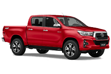 Plan Toyota Hilux Doble Cabina 4x4