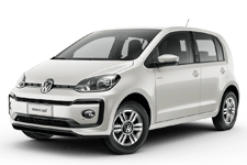 Plan Volkswagen Up auto
